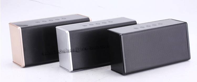 Rectangle bluetooth speaker factory wholesaler portable fm radio wireless bleutooth speaker