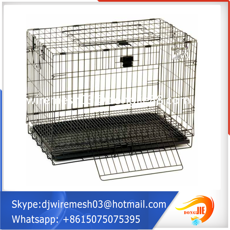 International Standard large dog cage/dog cage used large metal bird cage