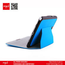 Wholesale bi-fold Folio stand magnetic tablet carrying case for samsung galaxy note 8 N5100