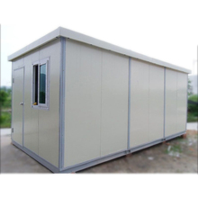 Prefabricated container house villa with wheels,modular house plans house prefabricated
