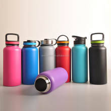 Eco-friendly Best Selling Wide Mouth Insulated Stainless Steel Water Bottle