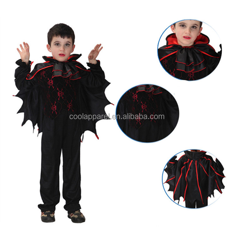 Как сделать костюм вампира для мальчика своими 187