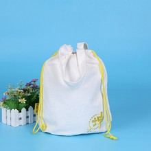 string stoppers for bag canvas string bag backpack, cotton string bag