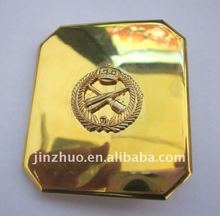 men's widely gold belt buckle