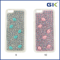 [GGIT] New Arrival Soft Diamond Crystal Cover For Iphone 6 Soft TPU Case