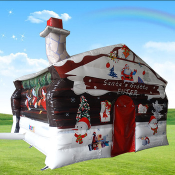 hot sale inflatable Christmas Grotto