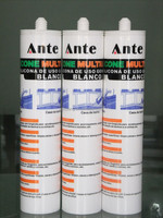 One component silicone sealant for application glass & aluminum