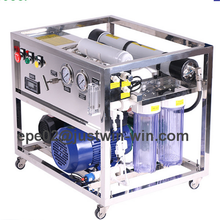 boats ro water system machine/salt water treatment/water filters