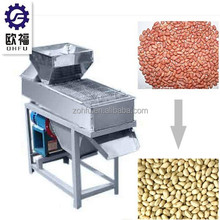 Peanut seeds wet peeling machine/almonds skin removal machine/broad beans skin removing machine