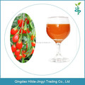 Goji berry juice goji juice from ningxia