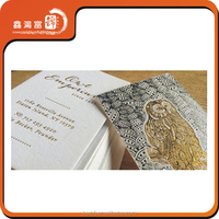 china supplier gold foil business card paper printing