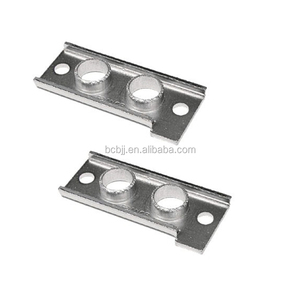 2016 Best Selling zinc plated parts formulas sheet metal fabrication