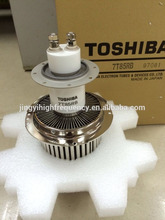 japan toshiba 7t85rb oscillation tube for 5kw high frequency welding machine toshiba 7t85rb electron tube