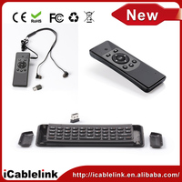 2.4G Wireless Air Mouse With Keyboard