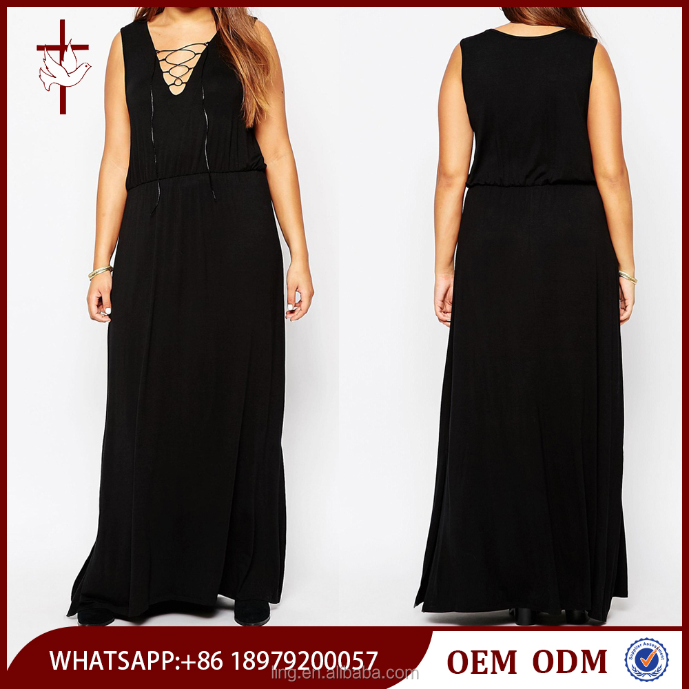China clothing company plus size maxi party dress designs for fat women