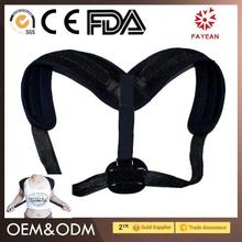 Upper back and shoulder pain relief belt orthopedic clavicle support / clavicle corrector