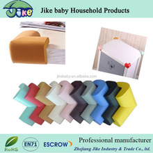 OEM plastic decorative rubber foam corner guard furniture table corner protector