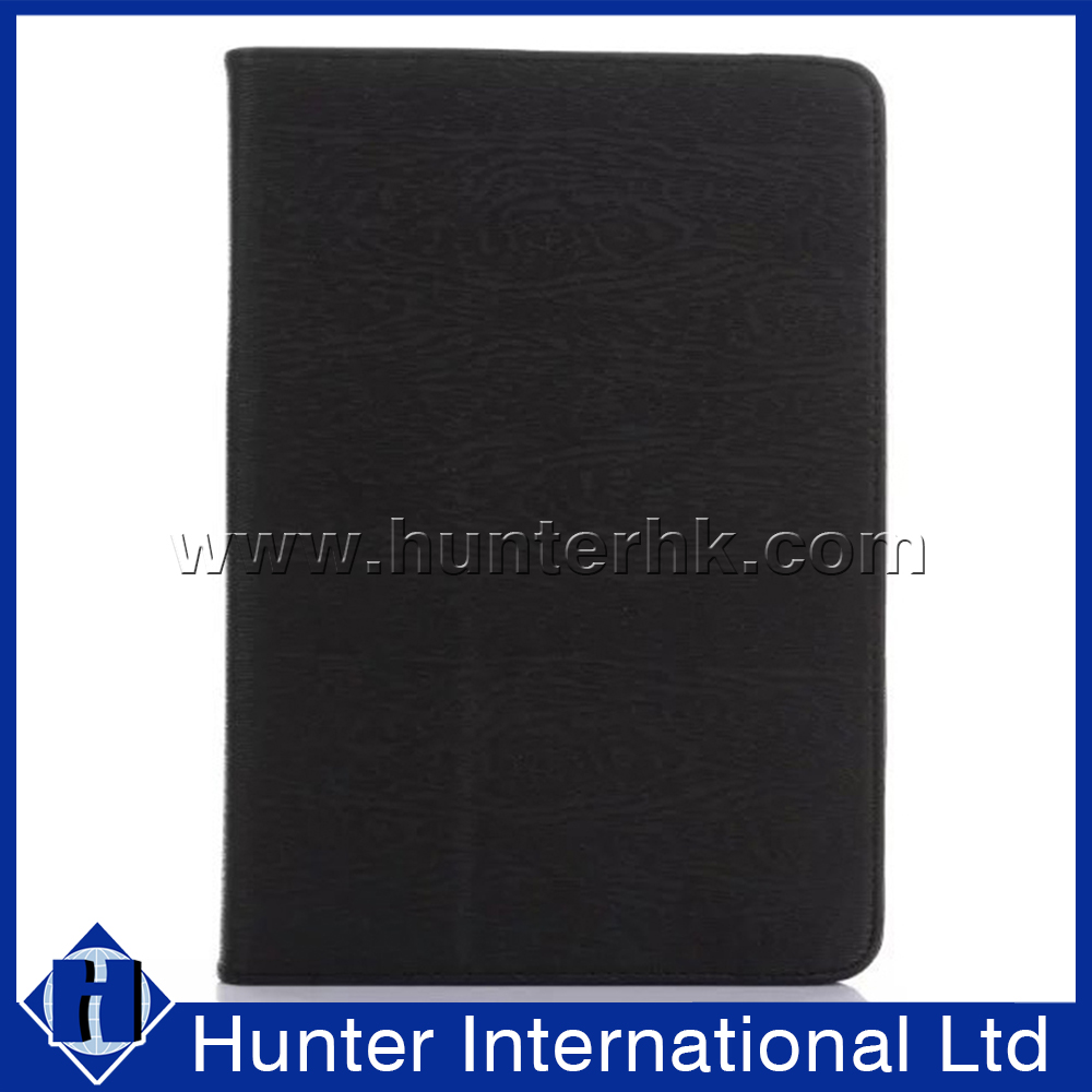 Black PU Leather Universal Tablet Case For 10 Inch