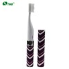 portable waterproof travel Mini Rechargeable ultrasonic smart sonic toothbrush