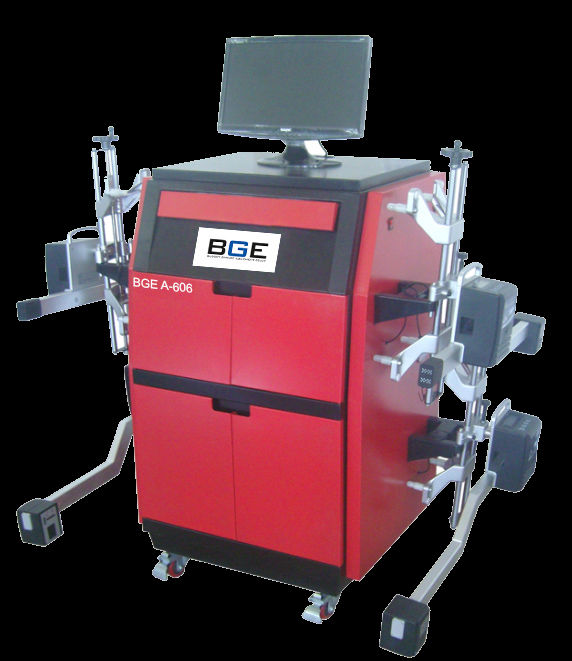 BGE A-606 (Bluetooth Truck Wheel Alignment)
