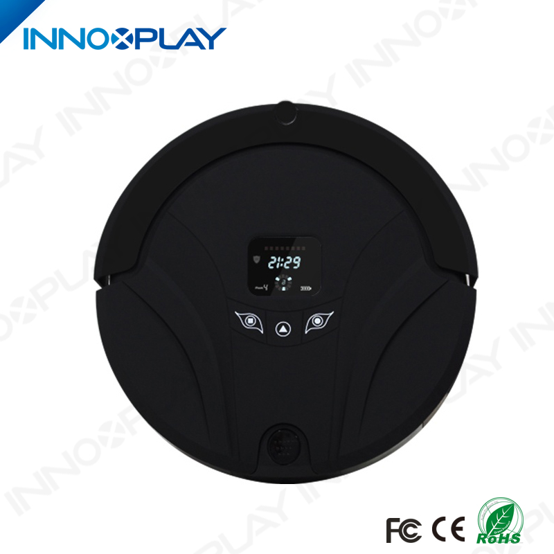 2017 the latest intelligent vacuum cleaner robot avoid obstacles smart forward easy to clean