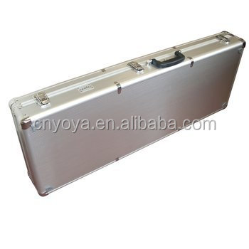 Aluminium Universal Electric Guitar Hard Flight Case