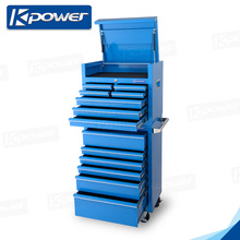 Auto Repair Complete Mechanic Tool Box Set With 6 Drawers