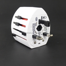 Factory cheap wholesale round 4-pin power plug