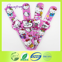 2016 New Design Fashion Plastic Children wrist watch