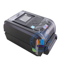 Best Auto cutter clothes printer ink Textile care label LCD screen TX-300 Tshirt T-shirt printing machine