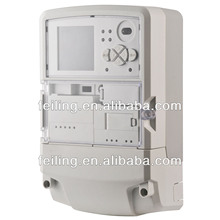 ZD-30 ISO9001 ningbo china ABS or PC material electric meter case
