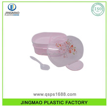 Hard Plastic Food Container With Printing