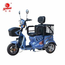 Elderly Disabled Folding Adults Electric Tricycle For Handicapped