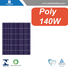 CE approved 140w folding panel with solar micro inverter for Chile market