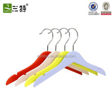 Economic home childrens wooden hangers