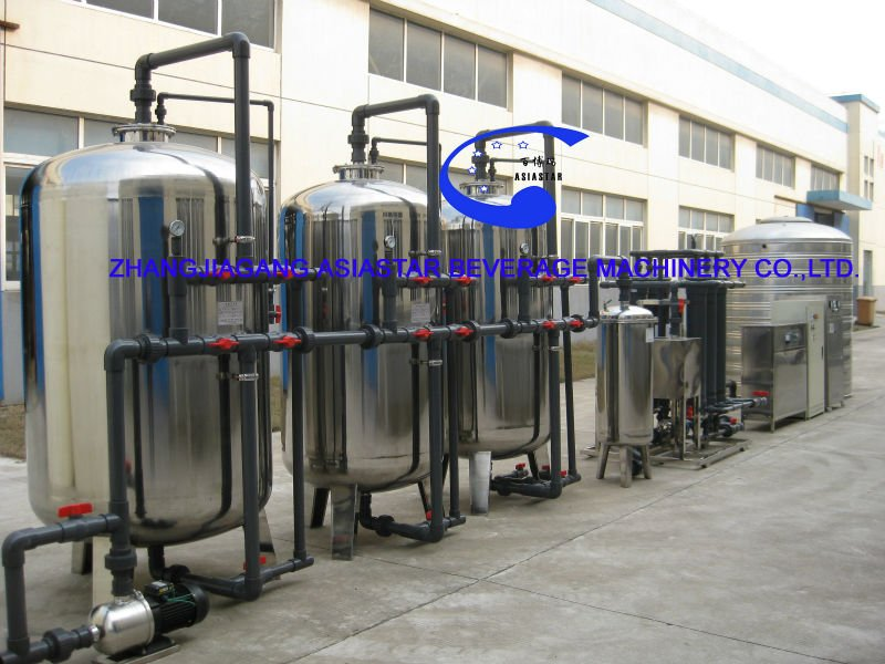 aquaculture water filter
