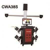 CWA38S x3d wheel alignment equipment with LED Display