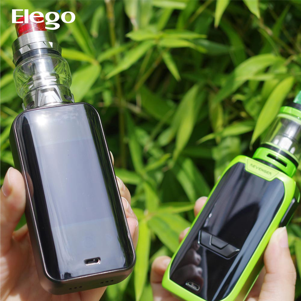 Elego Vaporesso LUXE with SKRR Tank Kit with fast shipping