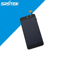 SRJTEK For THL W200 W200S MTK6589 LCD Display Touch Screen Digitizer Assembly Replacements