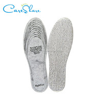 Insulating aluminium Foil Thermal Shoe Insole Mens Ladies Trainers Winter Warm insole