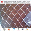 ISO 9001 factory 380D/9ply HDPE PE knitted bird netting for sale