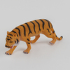 wholesale various of wild animal figurines,cute tiger,lion,