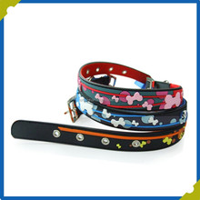 New PVC Lucky Dog Collar for Pets Accessories Supplies (L size)