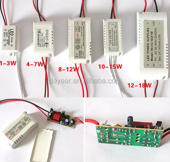 48v dc power supply for downlight
