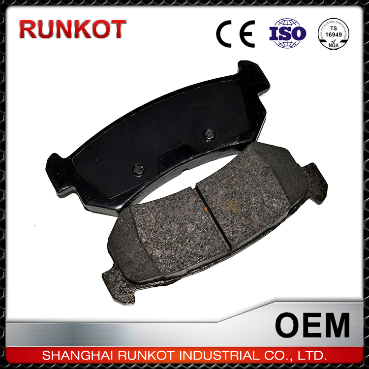 High Quality Cheap Price Replacing Drum Brake Pads