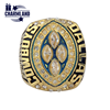 Factory supply cheap custom men's championship rings youth football champions rings