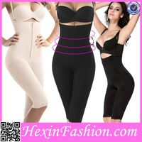 Wholesale Nude&Black Thigh Slimmer Shapewear