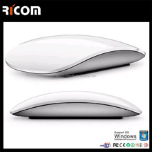 2.4Ghz optical wireless mouse,touch slim wireless mouse,green color wireless mouse------TM8200--Shenzhen Ricom