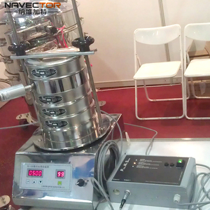 Flour testing vibrating sifter lab usesieve shaker machine standard test sieve equipment