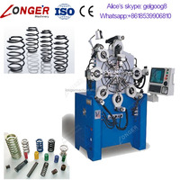 Automatic Computer CNC Spring Coiling Machine